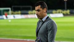 Александър Томаш: Насладих се на футбола на Берое