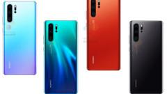 Huawei показа P30 и P30 Pro на сайта си