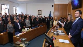 Фандъкова и новият СОС се заклеха след църковна благословия