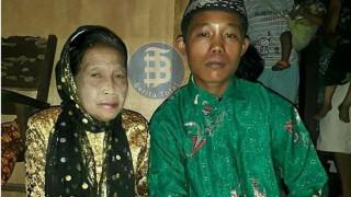 16-годишен се ожени за 71-годишна баба (ВИДЕО)