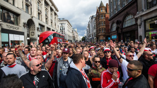 Арсенал - Кьолн ще започне с час закъснение