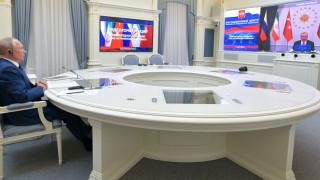 Путин и Ердоган разговарят за решения в Либия и Сирия