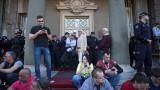 Вучич: Протестите са водени от фашисти, хулигани и крадци