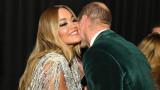 Уилям разцелува любимката на Хари