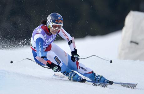 Ски алпийски дисциплини световно 2013