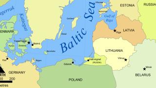 Балтийско море частично затворено заради руски ракетни учения