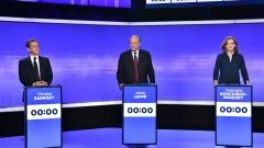Вбесиха Никола Саркози с въпрос за Либия на президентски дебат
