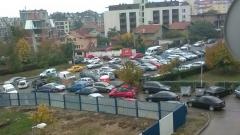 """В """"Младост"""" отново протестират срещу застрояването на градинка"""