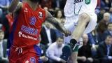 Победа дели ЦСКА Москва от финалната четворка