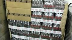 1751 бутилки алкохол без бандерол задържаха в Лом