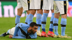 Тотален крах за италианските отбори в Шампионска лига