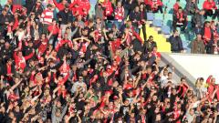 Феновете на ЦСКА: Да подкрепим България!