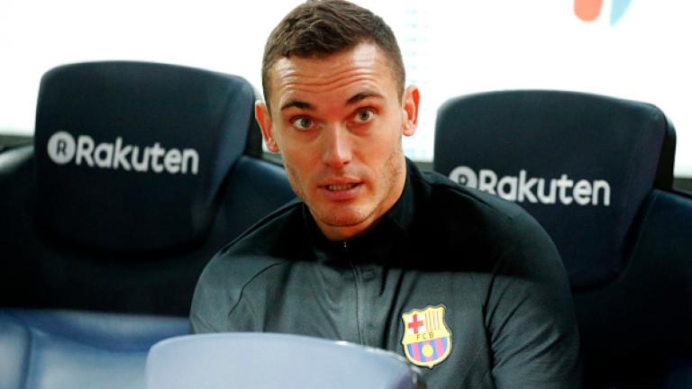 Барселона се отказва от Томас Вермален