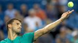 Григор Димитров: Иска ми се да не беше завалял дъжд срещу Джокович