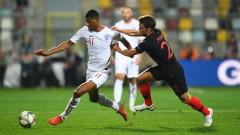 След много скука и малко футбол в Риека: Нулево реми между Хърватия и Англия