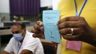 23,7% активност на референдума за нова конституция в Алжир