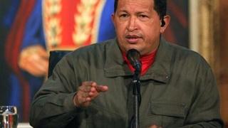 Чавес направи телевизионно обръщение
