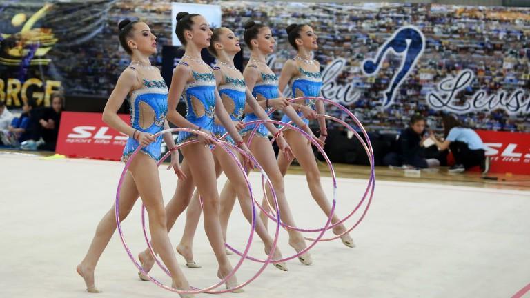 40 гимнастички се явиха за място в новия ансамбъл девойки