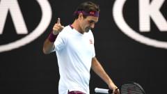 Роджър Федерер ще дари 1 милион долара на семейства, засегнати от коронавируса в Африка