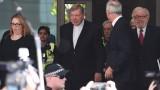 Съдят ковчежника на Ватикана за сексуален тормоз