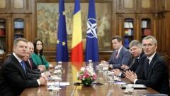 Столтенберг очаква 29-те от НАТО скоро да подпишат присъединяването на Скопие