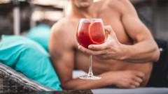 Как да си приготвим коктейл Rosé Spritz