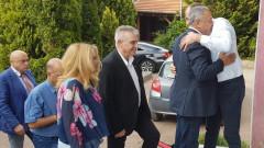 Симеонов е в Западните покрайнини, изпълнява ангажимент към българските общности