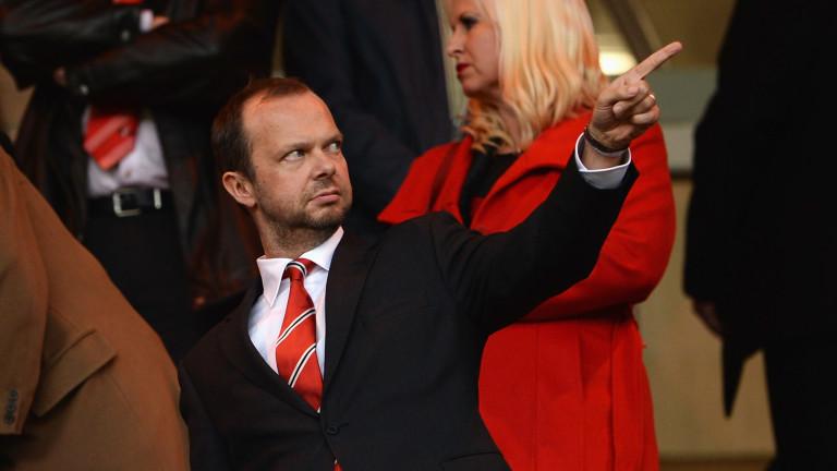 Домът на изпълнителния вицепрезидент на Манчестър Юнайтед Ед Уудуърд е