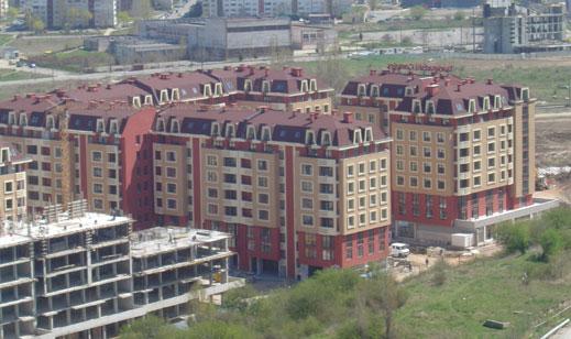 """Жилищен комплекс """"Цариградски"""" очаква първите новодомци това лято"""