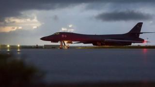 Бомбардировачи на САЩ предприеха предупредителен полет край Северна Корея