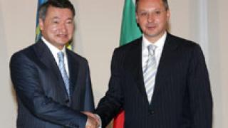 Подписахме протокол за защита на инвестициите с Казахстан