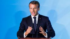 """Макрон призова световните лидери да мислят """"зелено"""""""