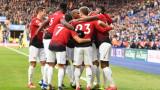 Манчестър Юнайтед победи Лестър с 1:0