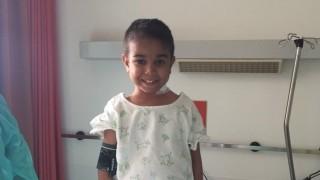 Малкият Байрям се възстановява успешно след бъбречната трансплантация