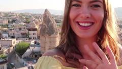 Стюардесата, която се превърна в Instagram звезда