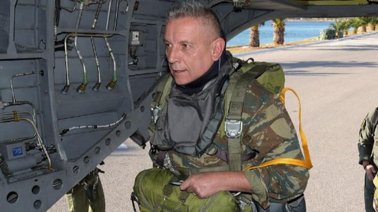Шефът на гръцкия Генщаб се заканва: Едва после ще питаме кой