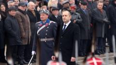 Армията мечтала за президент с военна подготовка