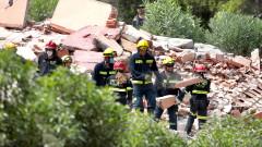 Двама загинали при срутване на сграда в Испания