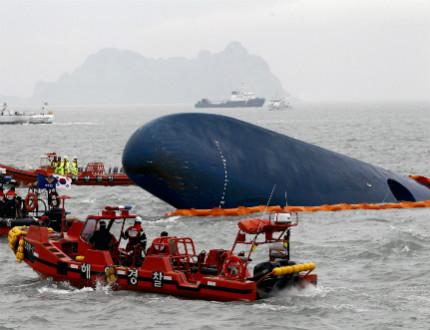 9 са вече загиналите при инцидента с южнокорейския ферибот
