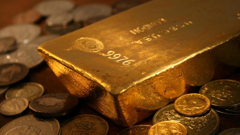 Кои държави увеличиха и намалиха най-много златните си резерви през годината?