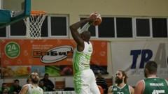 Баскетболният Берое надви Ибър Рожае