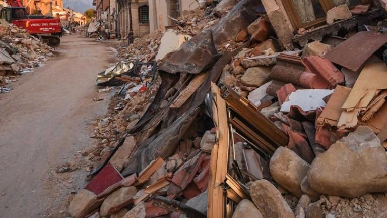 Силно земетресение разтърси Румъния - News.bg