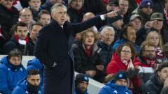 Анчелоти: Не забравяйте, че Ливърпул игра на финала през миналия сезон