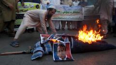 В Пакистан продължават протестите срещу Макрон