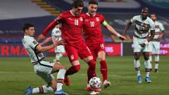 Португалия изпусна два гола аванс срещу Сърбия, срещата завърши с дискусионна ситуация