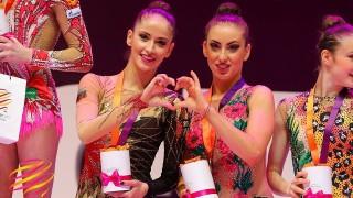 Гимнастичките се завърнаха с три медала от Европейското първенство