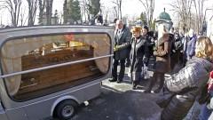 Сръбският президент не присъства на погребението на Иванович