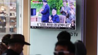 Северна Корея отхвърля санкциите и продължава ядрената си програма