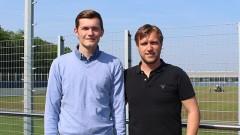Новак в Бундеслигата взе младежки национал на Германия