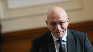 Емил Христов от ГЕРБ е новият зам.-председател на Народното събрание